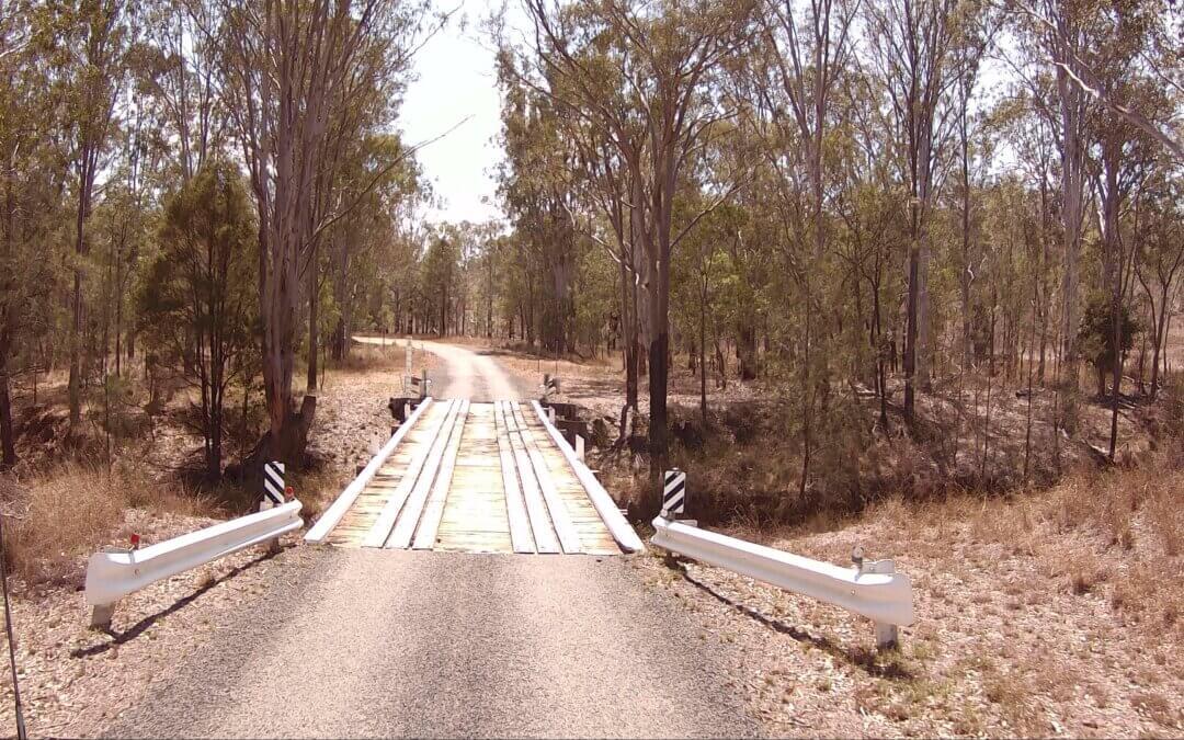 Public Notice – Aranbanga Bridge & Scrubby Creek Bridge No 1 Gayndah – Closed