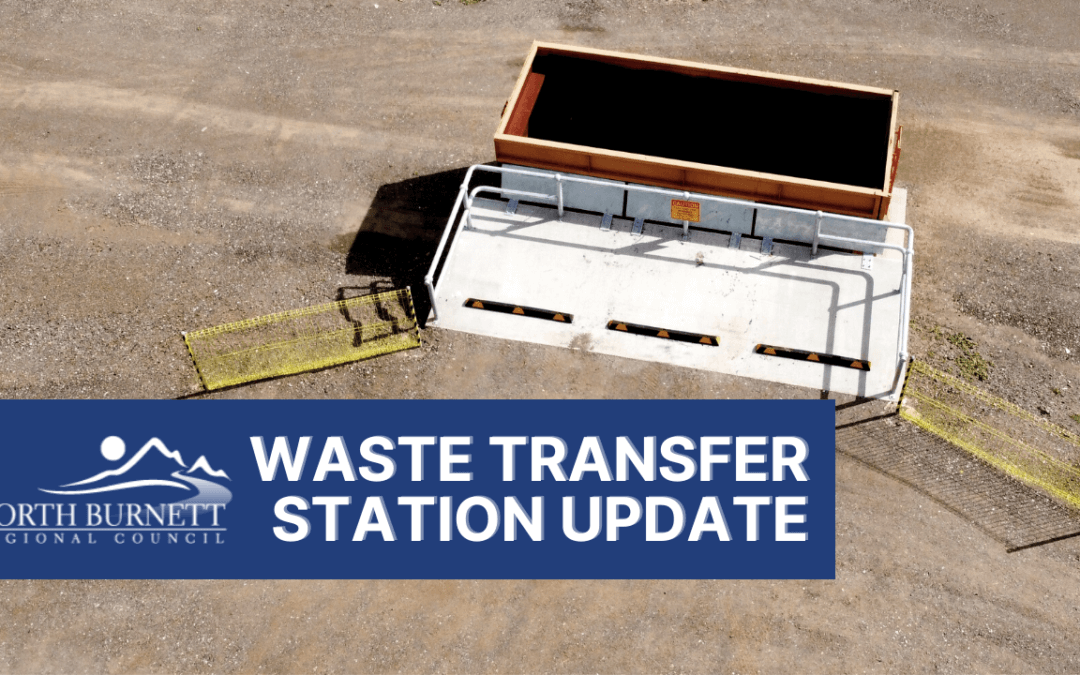 Waste Transfer Station Update – Disposing of Your Waste Safely Video Series.